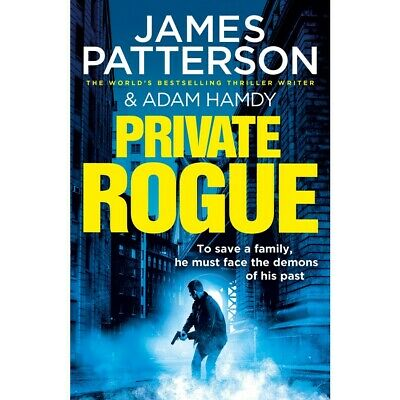 AU16 • Buy Private Rogue By James Patterson