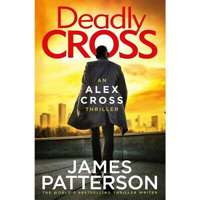 AU12 • Buy Deadly Cross By James Patterson
