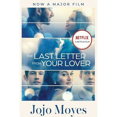 AU12 • Buy The Last Letter From Your Lover By Jojo Moyes