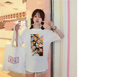 $15.99 • Buy HOT!!! BTS Group Member T-Shirt 100% Cotton Size S To 5XL