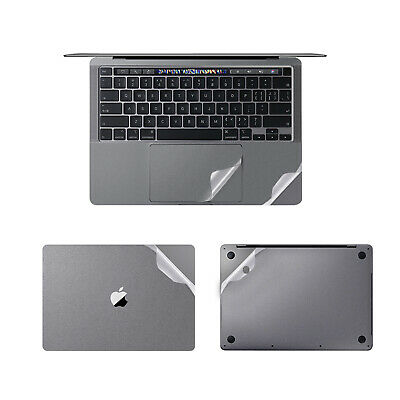 $15.99 • Buy 4/5 In 1 Skin Sticker Film Cover Case Protector For MacBook Air Pro 13  16
