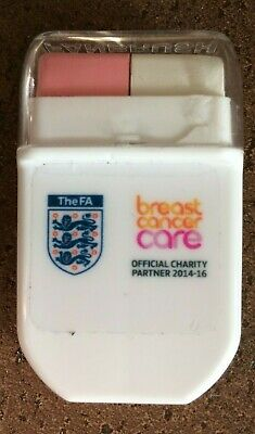 £2 • Buy Fanbrush - England Fans Flag Face Paint - Pink And White