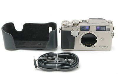 $ CDN1195.89 • Buy Excellent+++++ Contax G2 D 35mm Rangefinder Film Camera Body From Japan