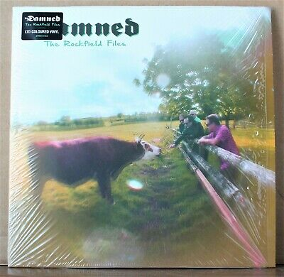 £7 • Buy The Damned – The Rockfield Files EP - Limited Coloured Vinyl