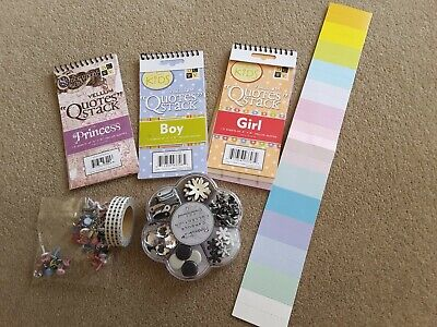 £3.20 • Buy Craft Room Clearout Bundle