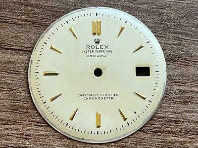 $ CDN377.65 • Buy Rolex Oyster Perpetual Datejust Dial Vintage 28.8mm