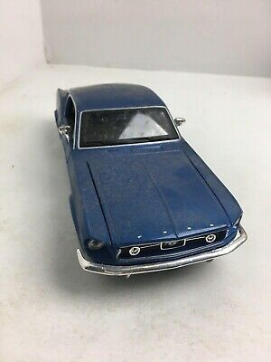 $35 • Buy 1967 Ford Mustang GT 1/24 Scale By Maisto H