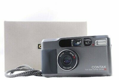 $ CDN1759.87 • Buy [MINT] Contax T2 35mm Point And Shoot Film Camera From JAPAN (438)