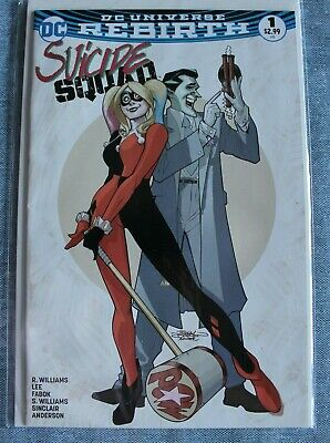 £0.99 • Buy Suicide Squad #1 Terry Dodson Variant Dynamic Forces