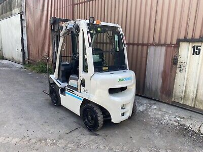 £10750 • Buy Unicarriers 2 Ton  Diesel Counterbalance Forklift Truck