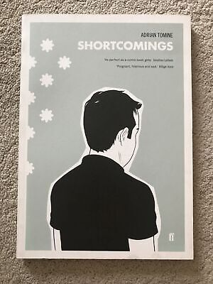 £1.90 • Buy Shortcomings, Tomine, Adrian, Good Condition Book, ISBN 9780571233304