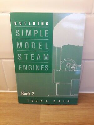 £3.99 • Buy Building Simple Model Steam Engines: Book 2 By Tubal Cain (Paperback, 1997)