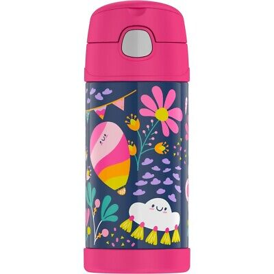AU29 • Buy Thermos FUNtainer Vacuum Insulated Drink Bottle 355mL - Whimsical Cloud