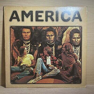 £5.62 • Buy (Horse With No Name)  America - Self Titled - 1971 WB LP # BS 2576 - Good