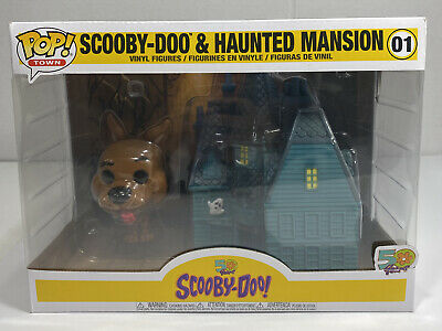 £39.99 • Buy Funko Scooby Doo - #01 Scooby & Haunted Mansion