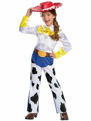 £33.24 • Buy Jessie Cowgirl Classic Toy Story 4 Disney Movie Toddler Girls Costume 3T-4T