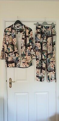 £36 • Buy River Island Summer Suit Size 6 BNWT