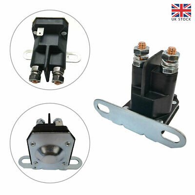 £8.70 • Buy Lawn Mower Starter Solenoid Switch For MTD 725-1426 925-1426 725-0771 Tractor