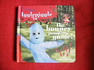 £1.30 • Buy In The Night Garden.-igglepiggle - The Bouncy Jumping Game ( Board Book-2007 )