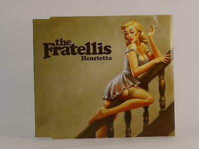 £2.16 • Buy THE FRATELLIS HENRIETTA (I49) FREE CD Album With This Listing See Description