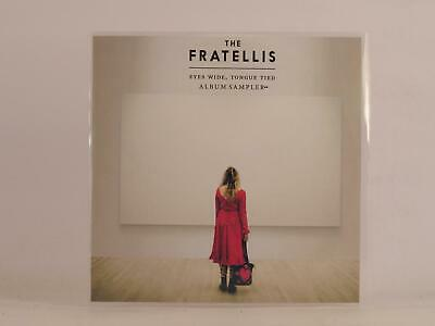 £2.96 • Buy THE FRATELLIS EYES WIDE TONGUE TIED (E40) 5 Track Promo CD Single Picture Sleeve