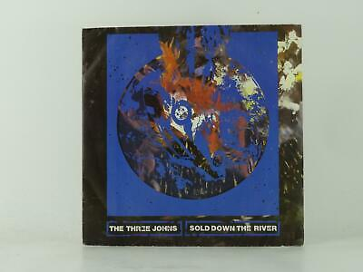 £3.41 • Buy THE THREE JOHNS SOLD DOWN THE RIVER (41) 2 Track 7  Single Picture Sleeve ABSTRA
