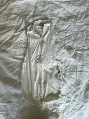 £1.20 • Buy Ergo Pouch/Coccoon Swaddle Sleeping Bag 0.2 Tog 0-3 Months To Fit 3-7kg White