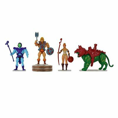 $23.99 • Buy Masters Of The Universe Micro Figures MOTU Worlds Smallest Set Of 4 Tiny Mini
