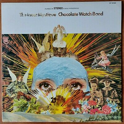 £12 • Buy THE CHOCOLATE WATCH BAND : THE INNER MYSTIQUE LP (Tower Records Reissue)