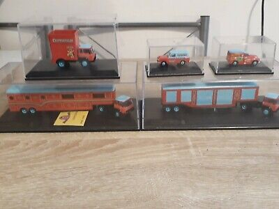 £45 • Buy Oxford Diecast Chipperfields Circus X 5 Limited Edition Excellent Condition