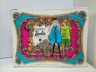 $ CDN22.03 • Buy World Of Barbie Double Doll Case Lot   Vintage 1968   Clothing & Accessories