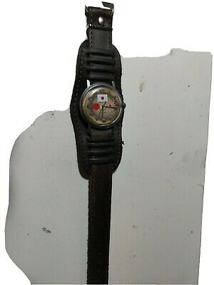 £31 • Buy Japanese Air Force WWII Wind Up Watch, In Working Order