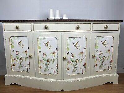 AU650 • Buy Hand Painted Antique Sideboard