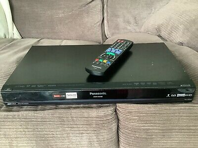 £89.99 • Buy Panasonic DMR-XW380 DVD Recorder With 250GB HDD - Twin Freeview+ HD Tuner