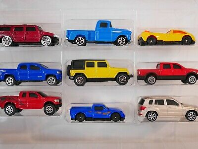 $ CDN12.19 • Buy 9 Premium Metal Diecast Vehicles Gift Pack By Maisto.1:64Scale.Diecast Cars Toy