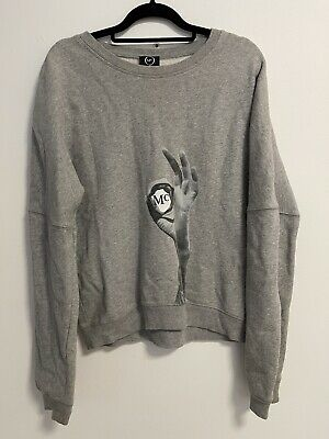 AU39.95 • Buy McQ Alexander McQueen Grey Sweater Size Small