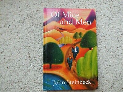 £2.50 • Buy Of Mice And Men By John Steinbeck New Longman Literature With Educational Notes