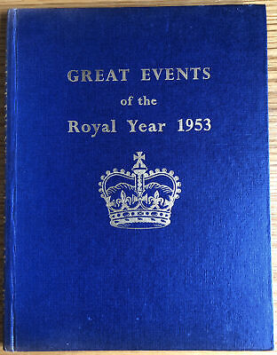 £5 • Buy Elizabeth R 1953, Great Events Of The Royal Year 1953