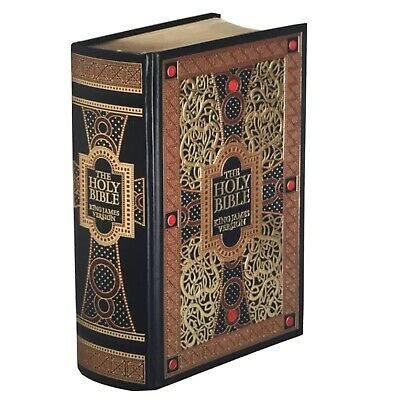 £21.53 • Buy ❤️THE HOLY BIBLE King James Version Gustave Dore Illustrated Leather Bound NEW