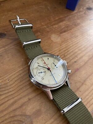 """£140 • Buy Reissue Chinese Air Force """"Genuine Seagull 1963"""" Wristwatch…"""