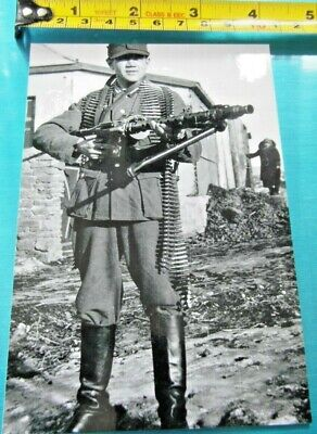 £1.50 • Buy Third Reich, German Officers, Soldiers, WW2 6 X 4 Photograph