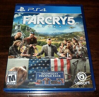 AU27.11 • Buy Far Cry 5 - Sony PS4 PlayStation - NEW & SEALED - Fast Shipping!