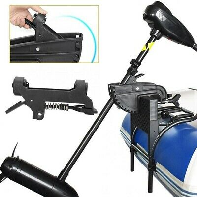 AU86.21 • Buy Durable Portable Outboard Motor Install Stand For Inflatable Boat Boat Accessory