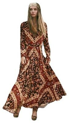 AU122 • Buy Spell And The Gypsy Rust Lolita Maxi Dress