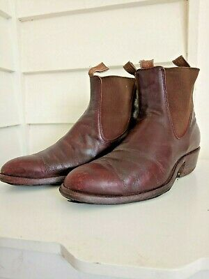 AU30 • Buy R M Williams Boots  Made In Prospect South Australia  Size  9  G Nmh