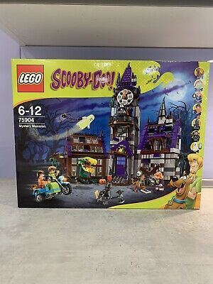 £83 • Buy New Lego Scooby Doo Mystery Mansion 75904. Mint Condition.