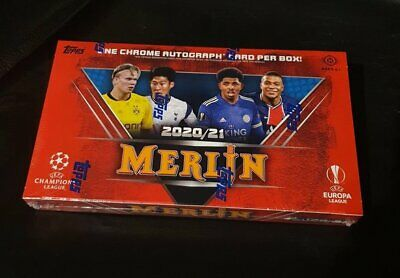 £2 • Buy Updated 30/07: Topps Merlin Chrome / Finest  Pick Your Card  All In Hand