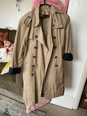 £14 • Buy Pepe Jeans Trench Coat Size Small