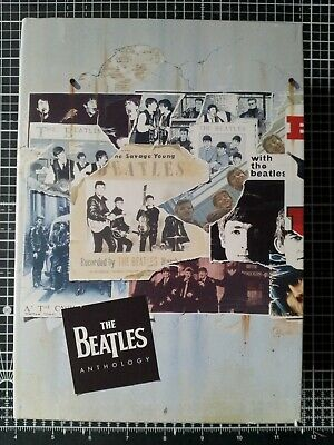 £25 • Buy The Beatles Anthology - 5 Disc - DVDs - Complete Series - Excellent Condition