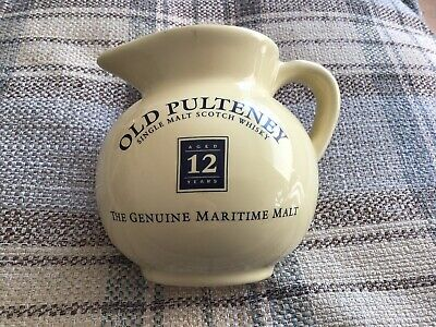 £5 • Buy Old Pulteney Whisky Jug